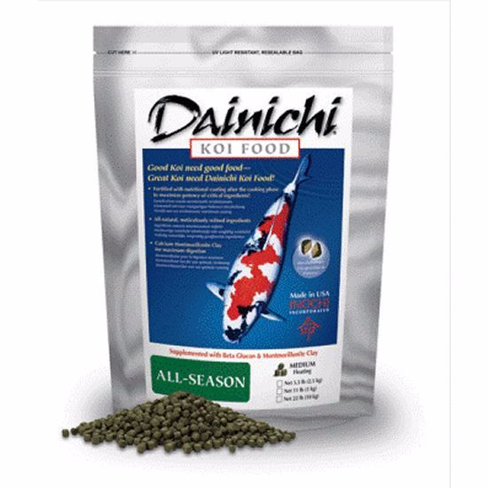 Dainichi All-Season Koi Food