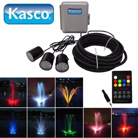 Kasco RGB LED Fountain Lights