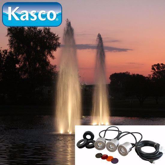 Kasco LED Stainless Steel Lighting