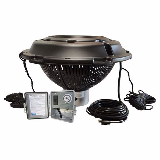 Kasco 2400VFX 1/2HP Floating Fountain