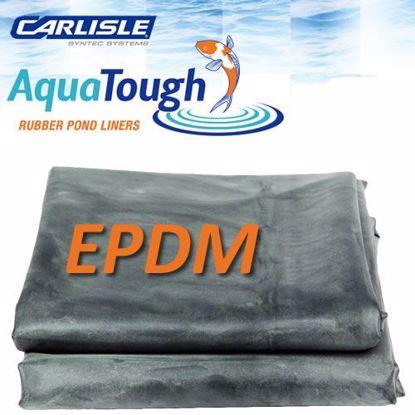 Carlisle 45 mil EPDM Pond Liners 10' wide