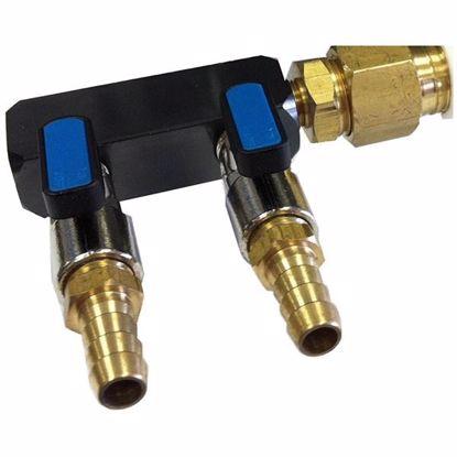 Matala 2 Way Air Pump Manifold